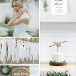 Get the Look: Rustic Chic Bridal Shower