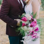 Glamorous Floral Wedding at Groenrivier by Michelle du Toit