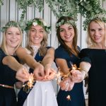 Rustic Glam Bridal Shower