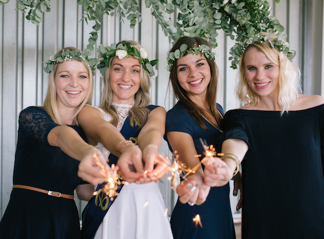 f9ab01dbf6 TGIF people! And to celebrate, we have something fresh to share. It's not  often we get real bridal showers in the SBB submissions inbox, but when we  do, ...