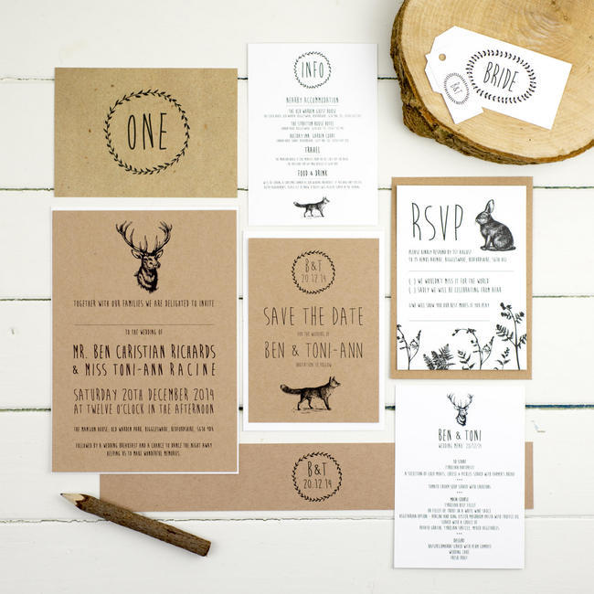 graphic about Printable Rustic Wedding Invitations known as Printable Rustic Marriage ceremony Invites against Etsy SouthBound