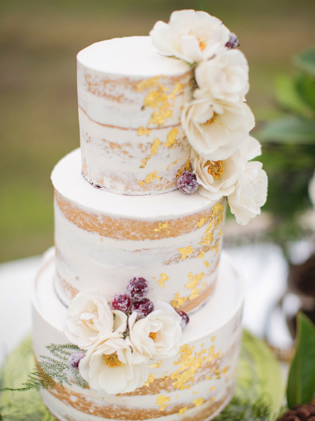 Wedding Cake Trends Over The Years