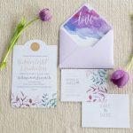 Mulberry & Mauve Bridal Inspiration