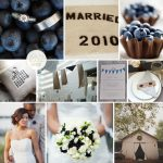 Inspiration Board: Burlap & Blueberry