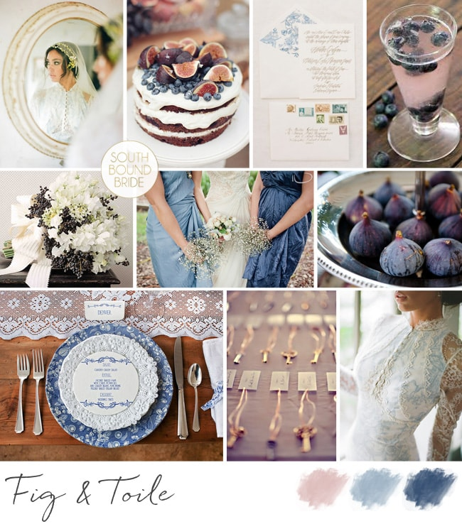 Inspiration Board: Fig & Toile
