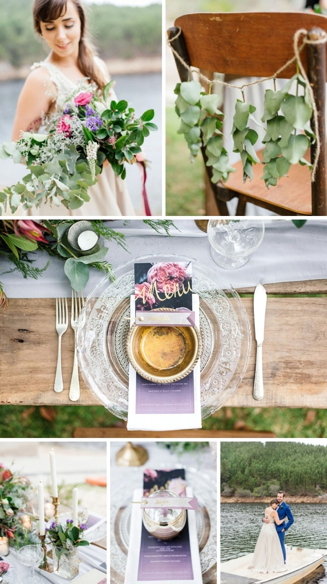Riverside Elopement Wedding Inspiration by Nerize Raath | SouthBound Bride