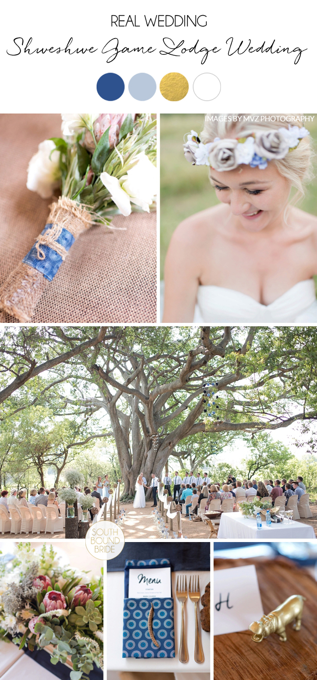 Shweshwe Game Lodge Wedding by Liesl le Roux | SouthBound Bride
