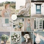 Inspiration Board: Teal & Oatmeal