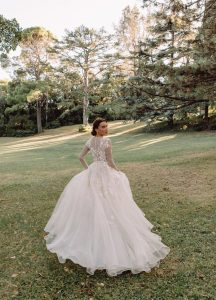 princess ballgown wedding dresses from Etsy