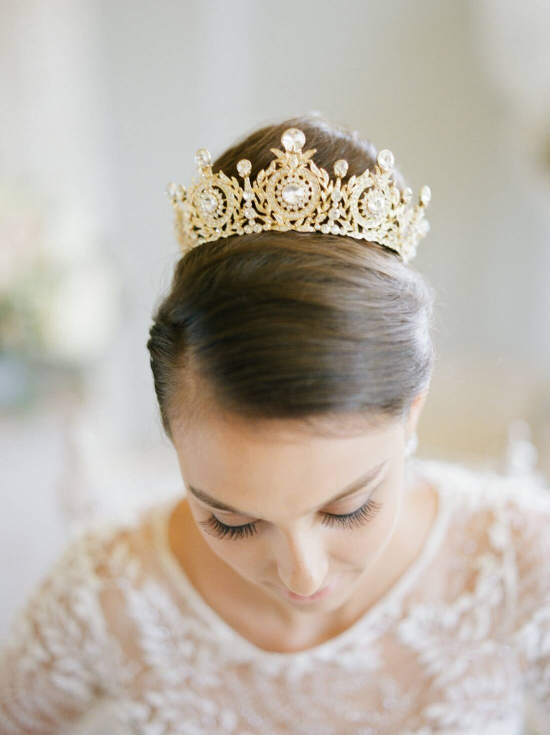 fairytale bridal crowns amp tiaras from eden luxe bridal