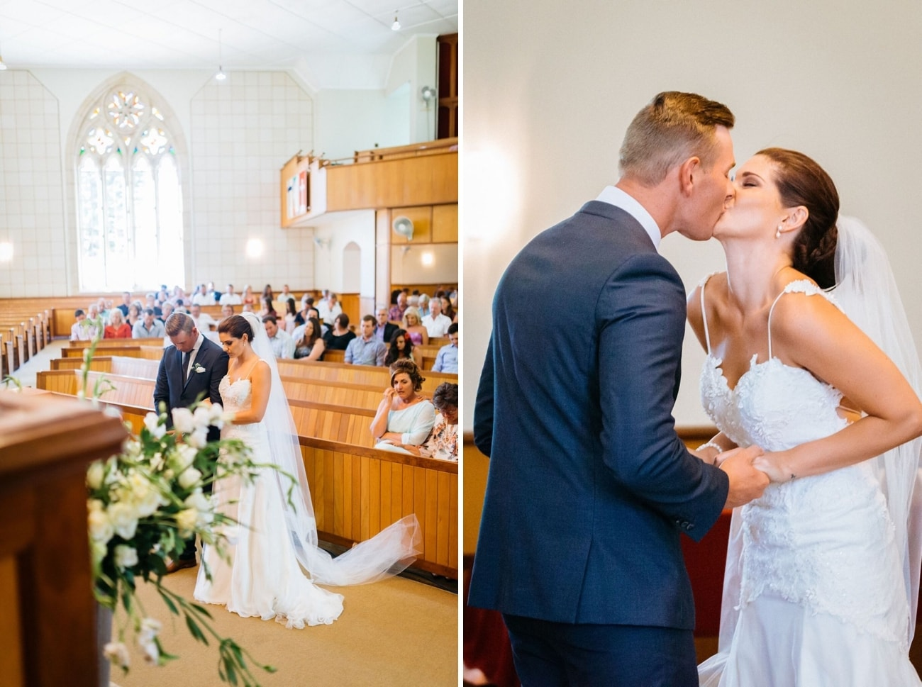 NG Kerk wedding ceremony | Credit: Matthew Carr
