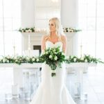Modern Romantic Wedding at White Light by Grace Studios Photography