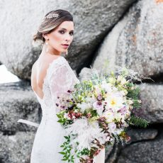 Ethereal Seaside Bridal Inspiration