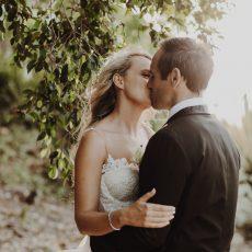 Botanical NYE Wedding at Maroupi by Sasha Campbell