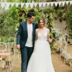 Quirky Elegance Forest Wedding at De Uijlenes by Coba Photography