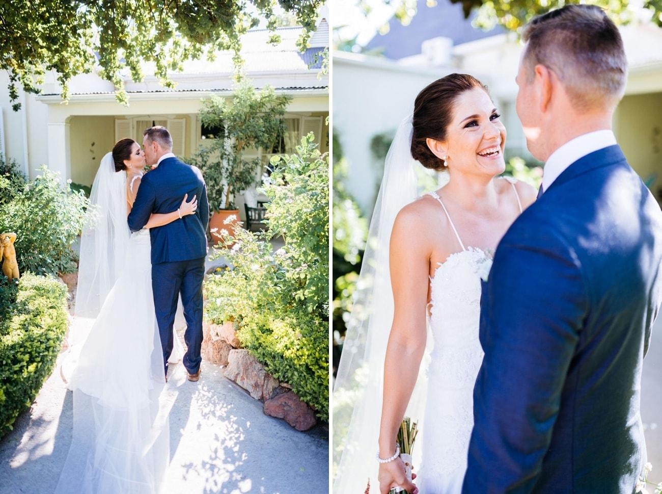 Bride and groom portrait | Credit: Matthew Carr