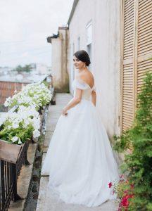 princess ballgown wedding dresses from Etsy