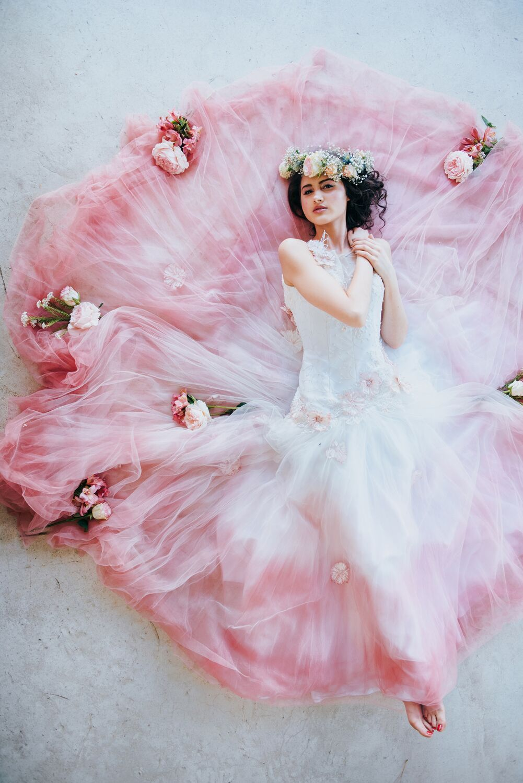 Pastel Wedding Inspiration By Lauren Pretorius