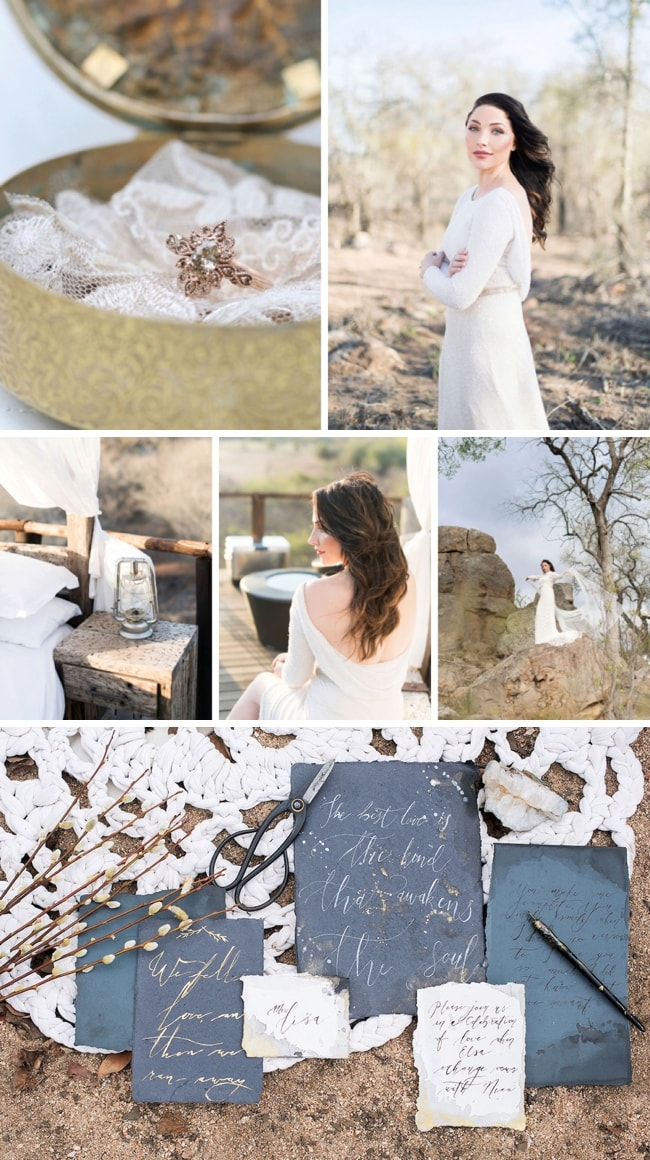 Wild at Heart Safari Wedding Inspiration by Jack & Jane Photography | SouthBound Bride