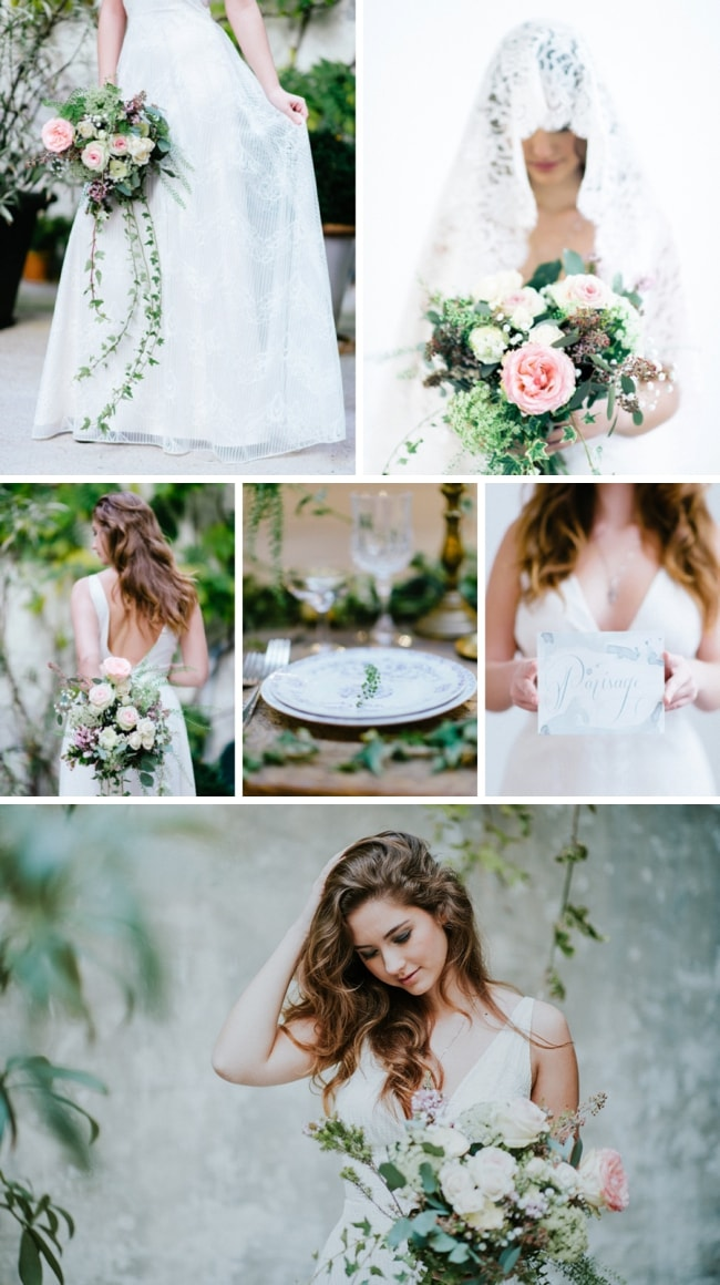 Pretty in Paris Wedding Inspiraton by Josué Bonnefemme | SouthBound Bride