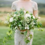Gorgeous Greenery Wedding Bouquets