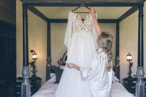 Zuhair Murad wedding dress   Credit: Shanna Jones