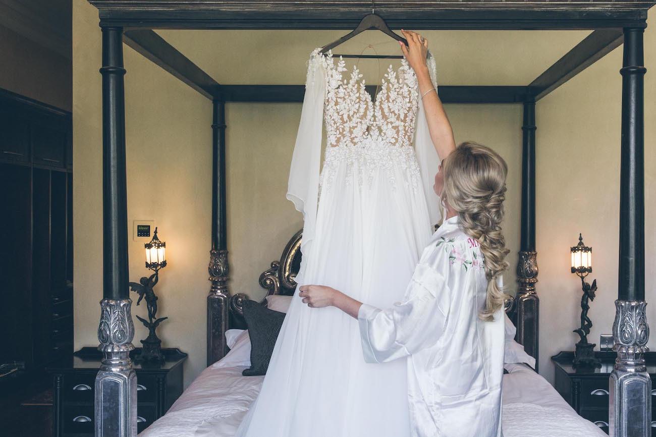 Zuhair Murad wedding dress | Credit: Shanna Jones