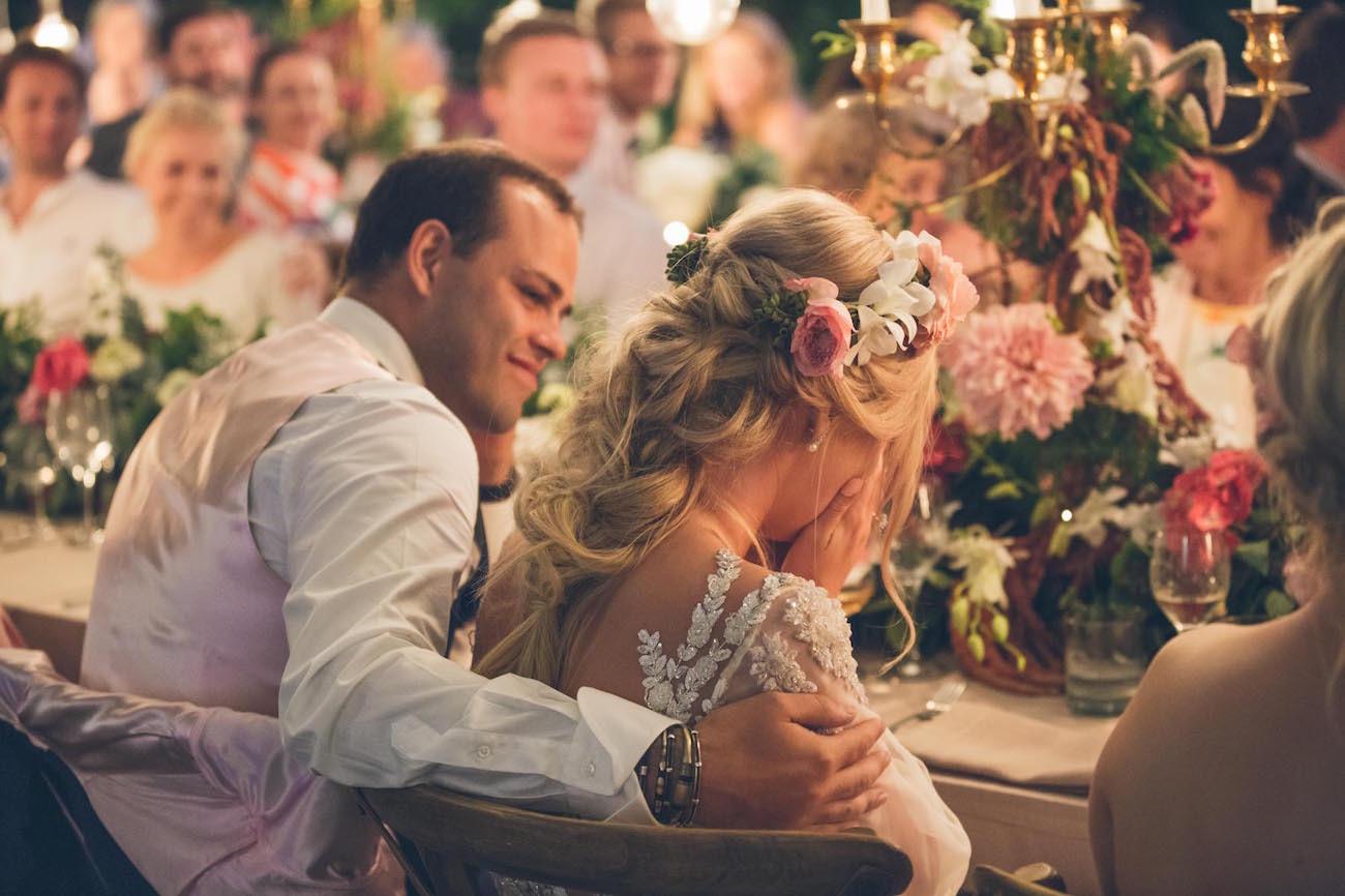 Magical Midsummer Vineyard Wedding | Credit: Shanna Jones