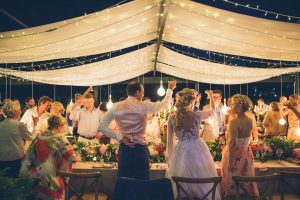 Magical Midsummer Vineyard Wedding | Credit: Shanna Jones