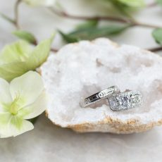 Natural Elements Boho Luxe Wedding Inspiration