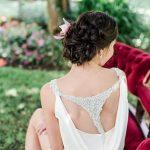 Elegant Rustic Farm Wedding by Wildflower Photography