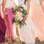 Berry Tone West Coast Wedding at Gelukkie by Kusjka du Plessis