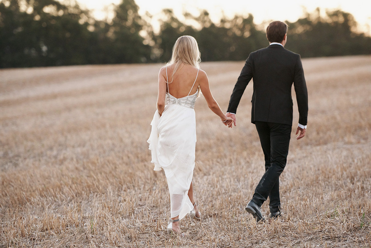 Bride and Groom   Image: Knit Together Photography
