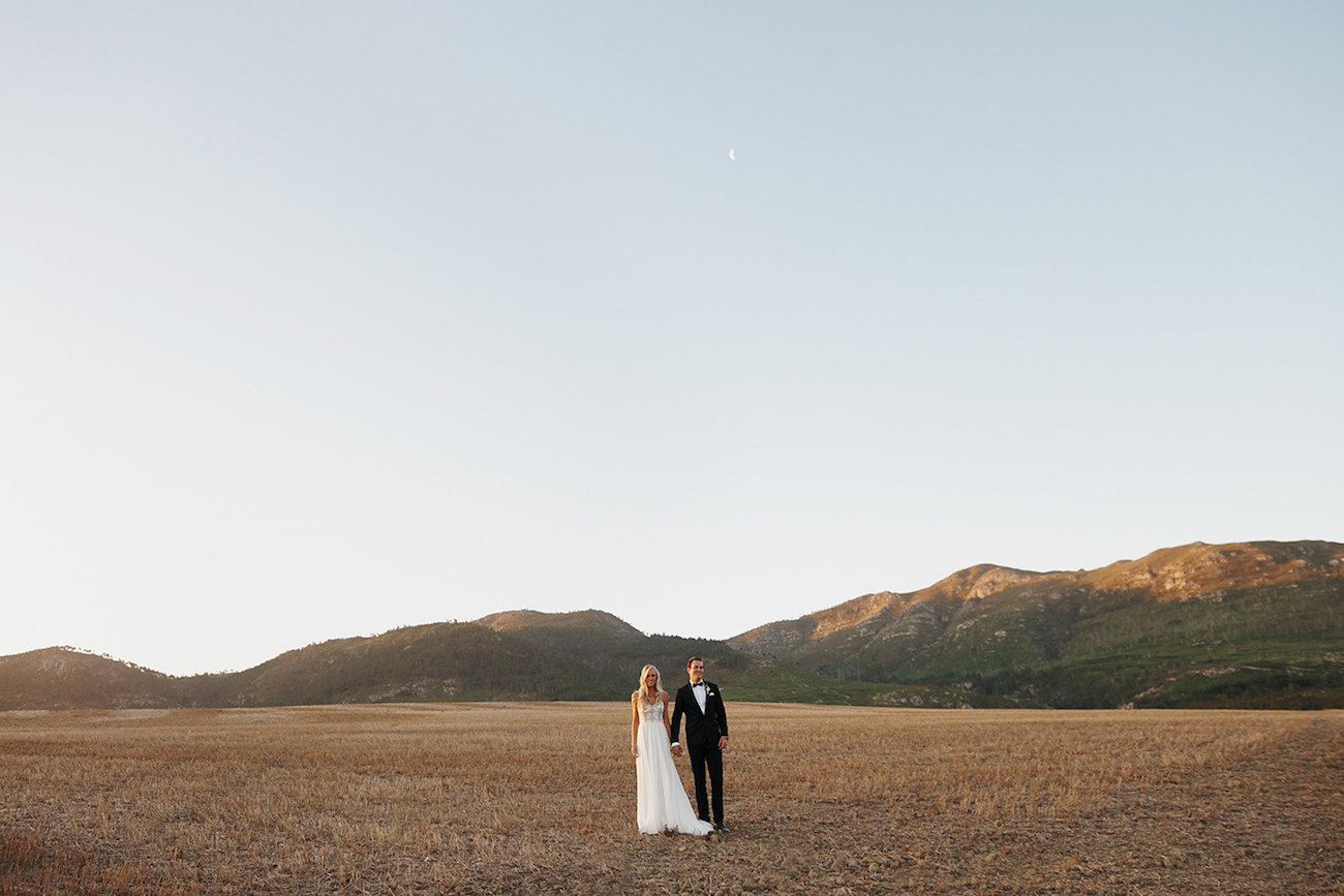 South African Wedding   Image: Knit Together Photography