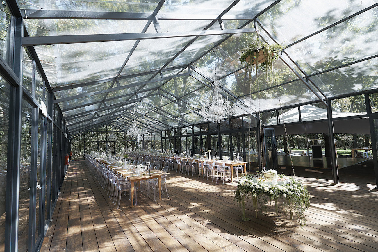 Die Woud Wedding Venue   Image: Knit Together Photography