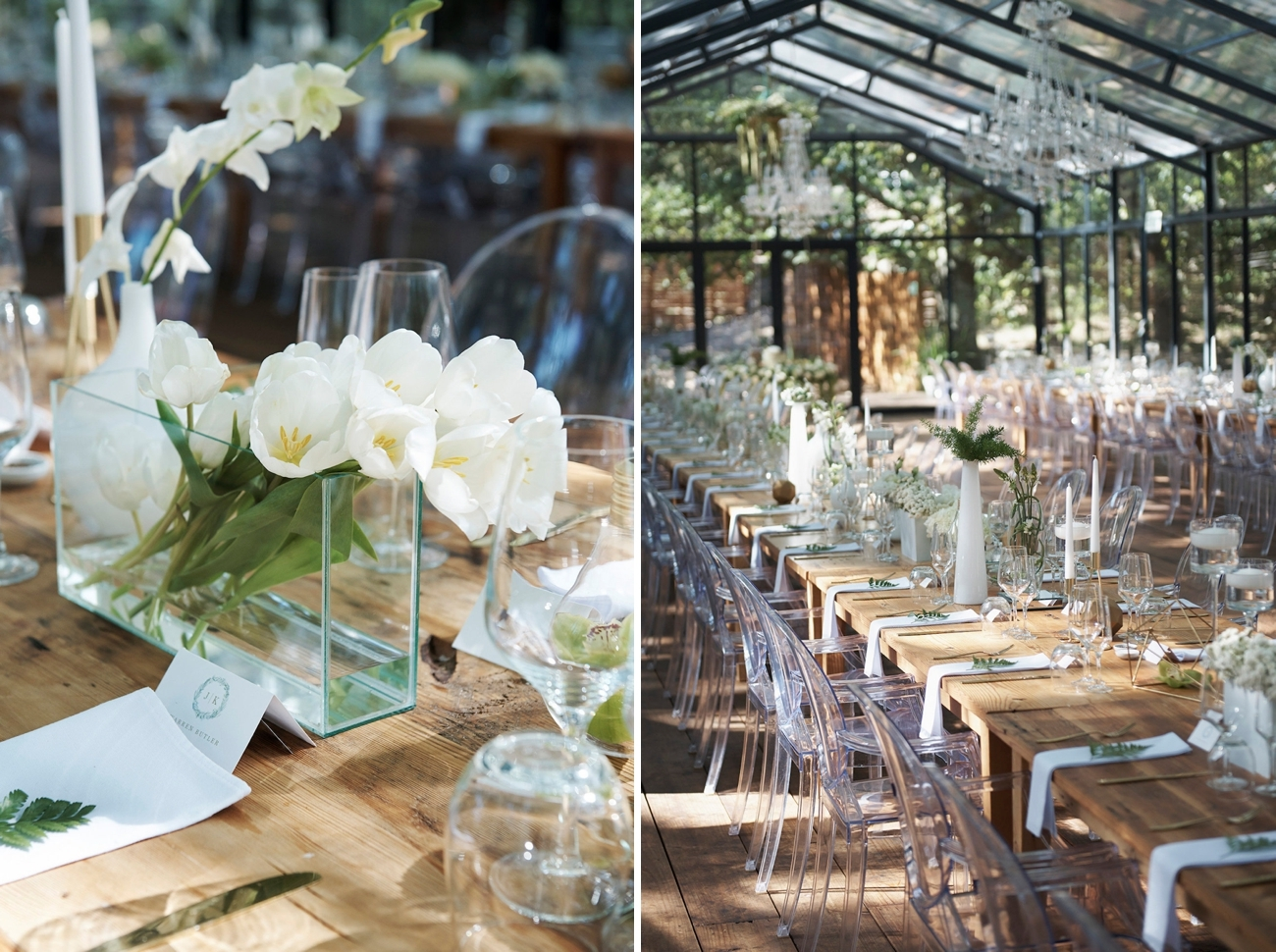 Elegant Rustic Wedding Decor | Image: Knit Together Photography
