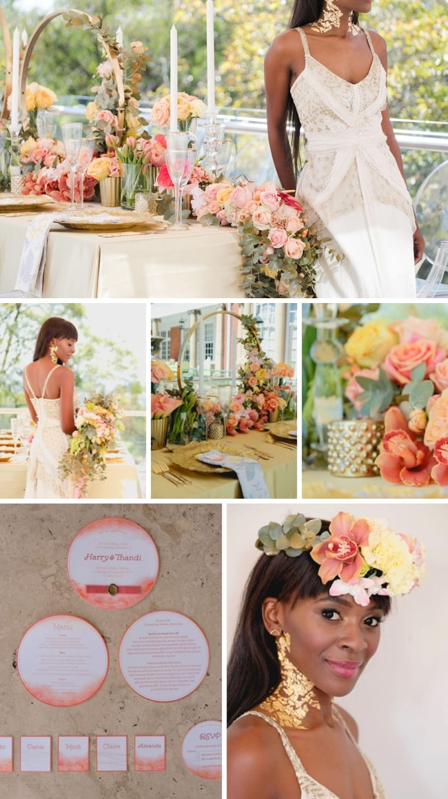 Egoli Wedding Inspiration by Kelly M and RIL Weddings | SouthBound Bride