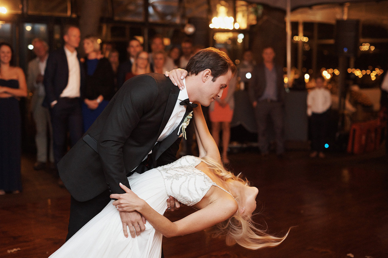 First Dance | Image: Knit Together Photography