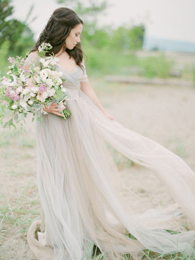 Fine Art Wedding Dresses From Etsy Southbound Bride