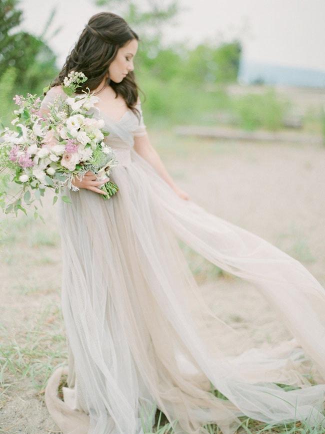 7986015983 20 Wedding Dresses for a Fine Art Bride