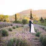 Lavender Fields Wedding Inspiration
