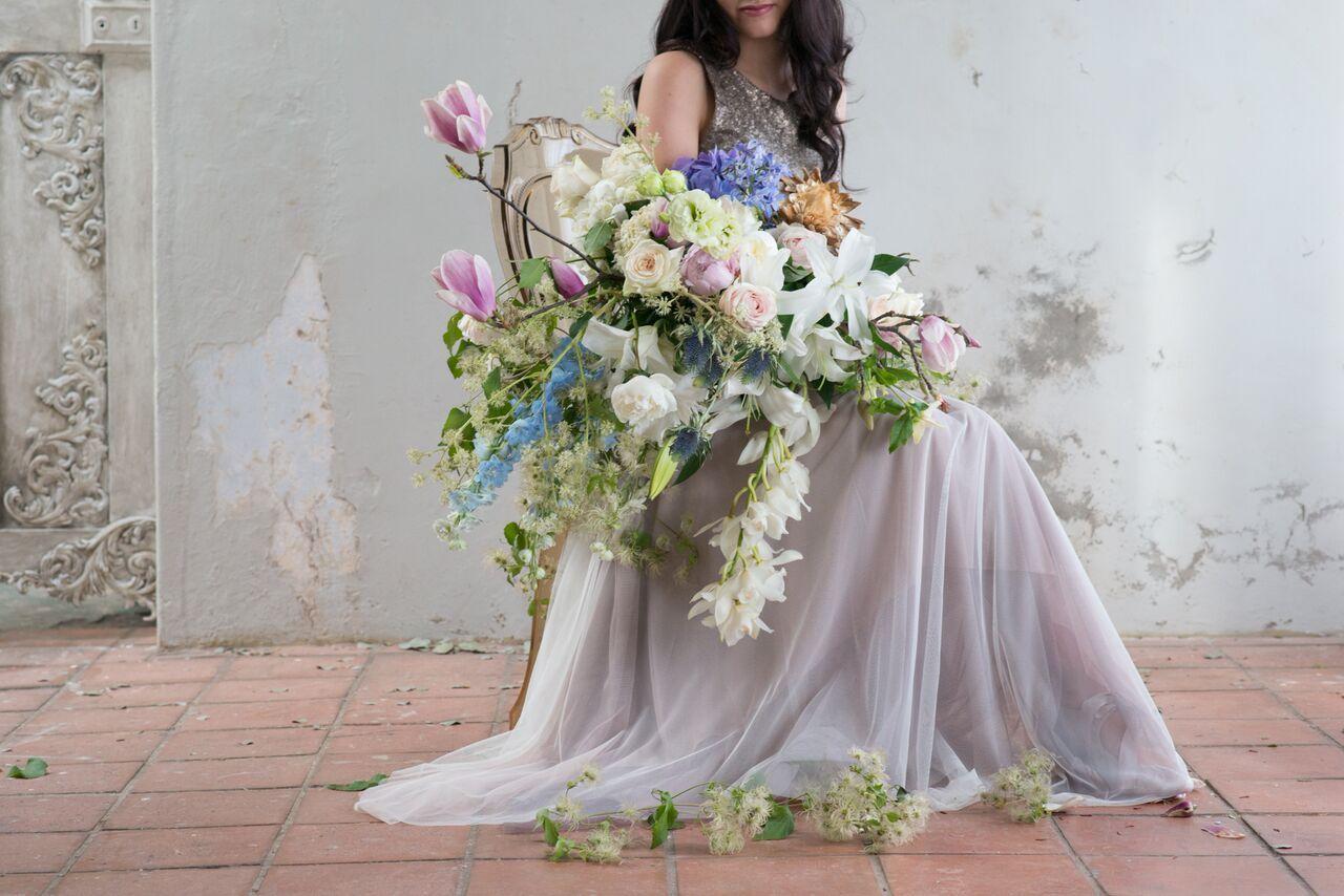 Whimsical Wedding Photography: Whimsical Romance Wedding Inspiration By Forever September