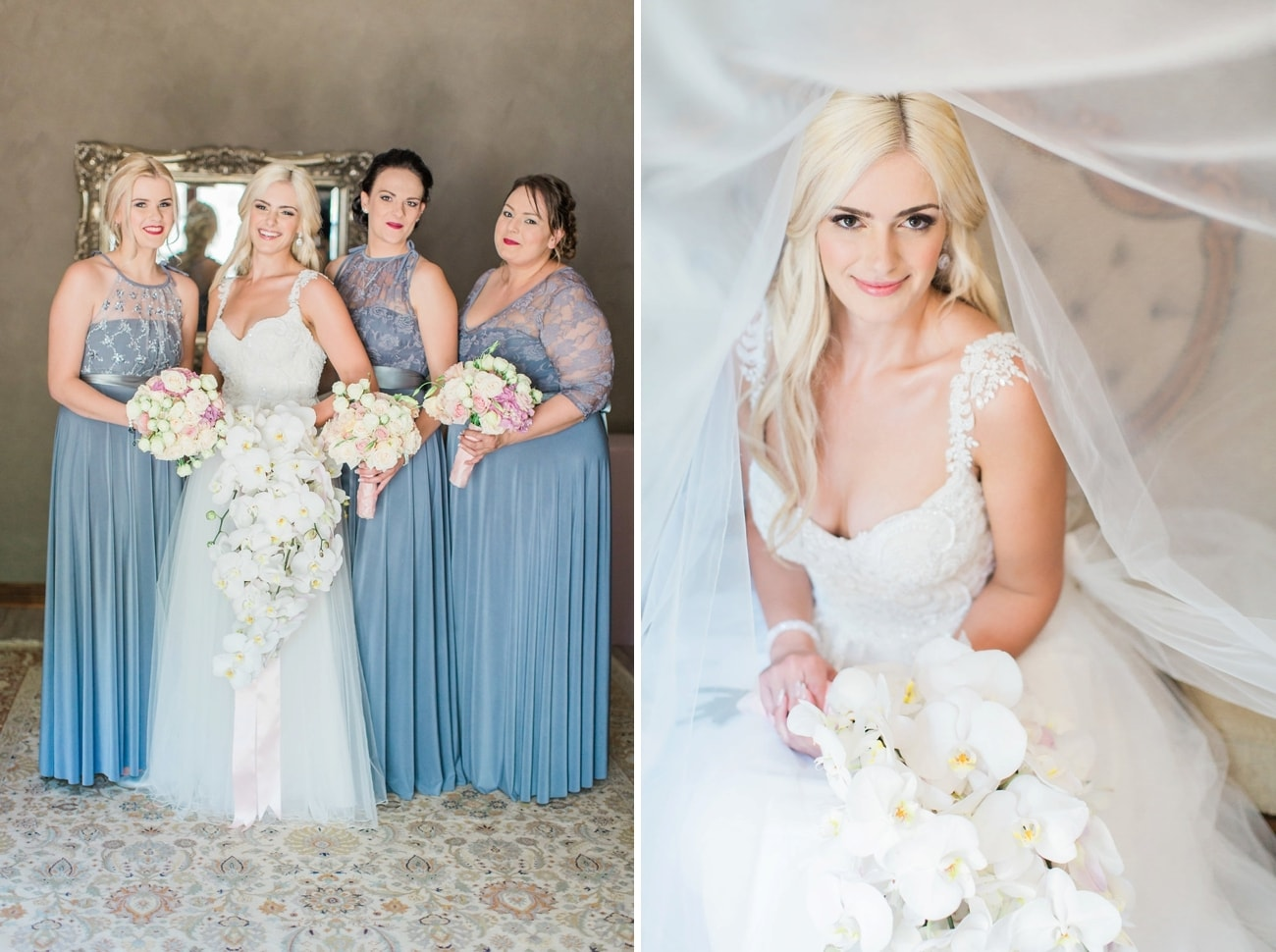 Romantic Pastel Wedding at Memoire by Genevieve Fundaro | SouthBound ...