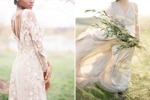fine art wedding dresses