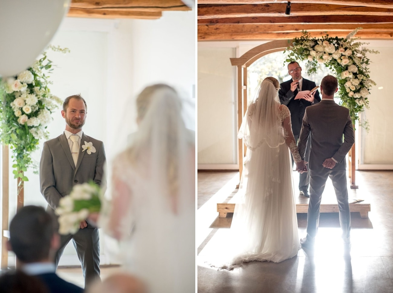 Intimate Winter Winelands Wedding By Helette Photography