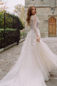 fine art wedding dresses