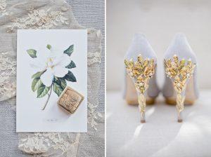 fine art wedding boudoir details