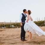 Casual, Intimate Wedding at Café Felix by Hewitt Wright Photography