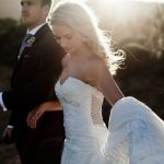 Windswept Modern Romance Wedding at Landtscap by Pritti