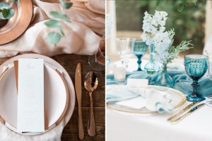 fine art wedding silk table runner